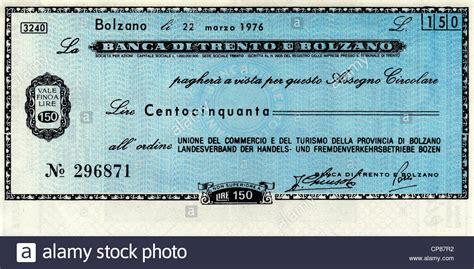 di trento e bolzano banking miniassegni italian bank transfer money order with a low
