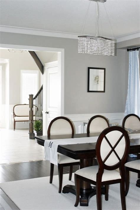 living room dining room paint colors dining room wainscoting benjamin moore revere pewter