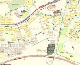 map of woodlands parc rosewood woodlands parc rosewood location
