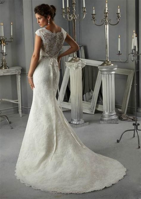 Wedding Dresses Size 16 by Mermaid White Lace Wedding Dress Bridal Gown Custom Plus