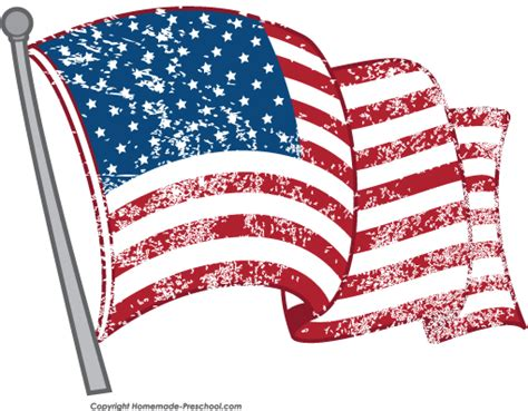 american flag clipart free american flags clipart
