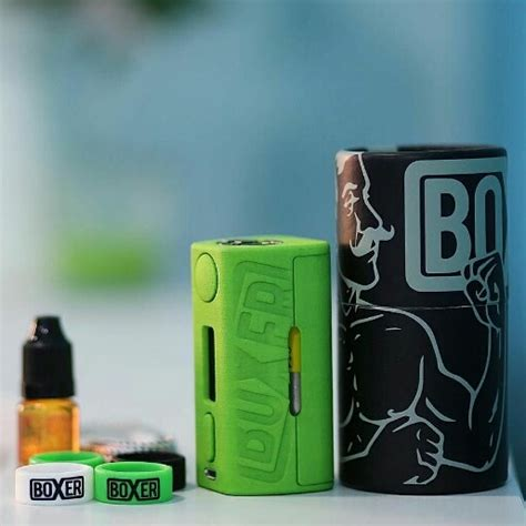 Boxer V2 Yihi Sx350j 200w boxer mod classic yihi200w with sx350j v2 temperature