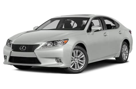 lexus sedan 2015 2015 lexus es 350 price photos reviews features