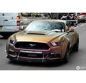 Ford Mustang GT 2015 Deranged Widebody Supercharged  19