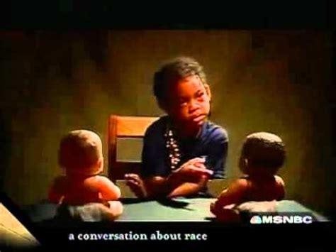 the black doll test clark doll experiments