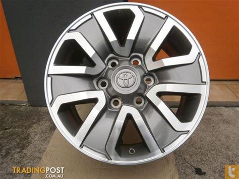 Toyota Wheels For Sale Alloy Mag Wheel Toyota Hilux Trd 17 Inch Genuine Alloys
