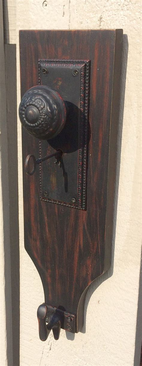 Hanging From Door Knob by Skeleton Key Wall Hanging Door Knob Wall Hanging By Bartonwood