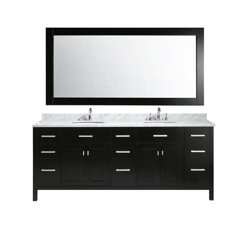 design element london 30 in w x 22 in d makeup vanity in design element london 84 in w x 22 in d x 35 in h