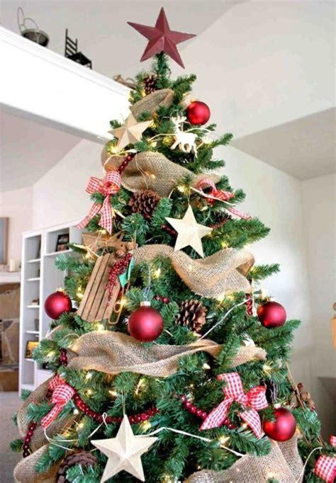 weihnachtsbaum deko ideen