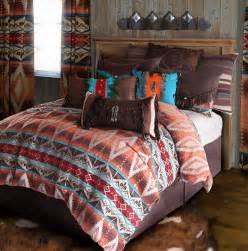 Western Comforter Mojave Sunset Tuscan Rustic Western Comforter Bedding Set