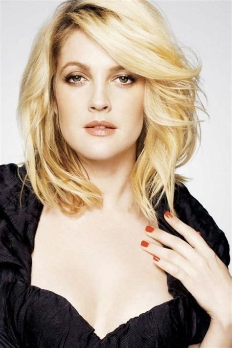 Drew Barrymore Hairstyles by 20 Best Of Drew Barrymore Hairstyles