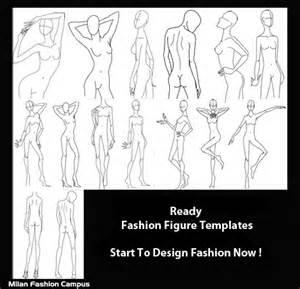 printable fashion templates printable fashion design figure templates the fashion