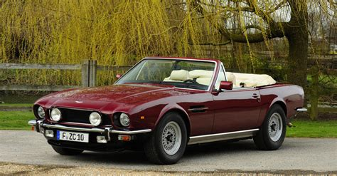 volante car car of the day classic car for sale 1987 aston martin