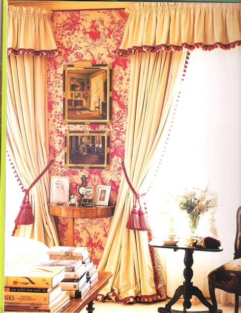 english country curtains 440 best images about red yellow bedroom on pinterest