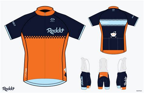 cycling jersey template vector riding bike