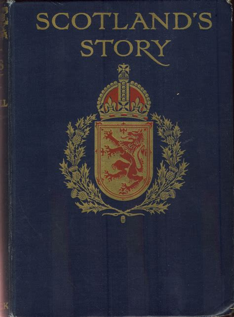 scotland a history from earliest times books heritage history scotland s story by h e marshall