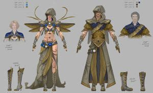 Concept Wedding Division by Winged Armor Guild Wars 2 Wiki Gw2w