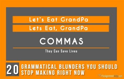 Grammar Punctuation Homework Help by Grammar Homework Help