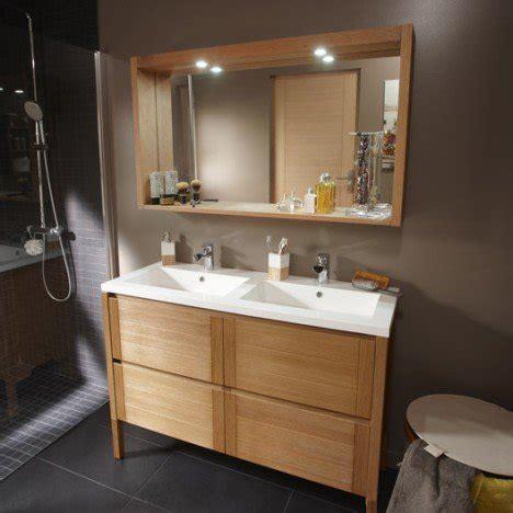 Pose d'un meuble de salle de bains double vasque jusqu'à