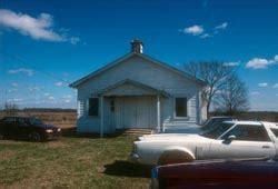 plantation baptist church lights easter rock
