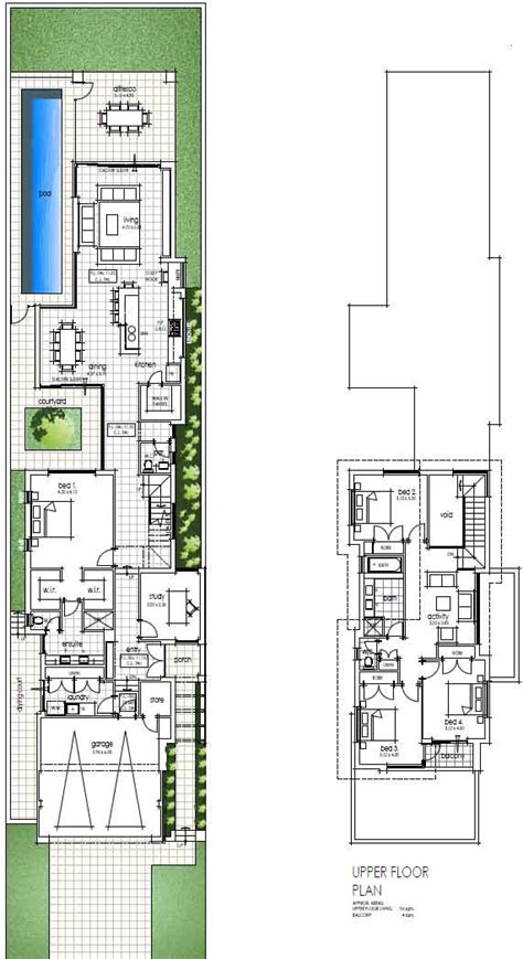 First Floor House Plan Design