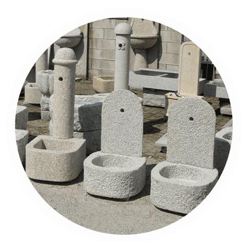 arredo giardino in pietra lavorazione marmo e granito quarona vercelli