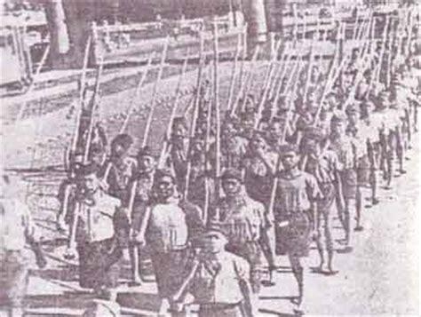 Jenderal Bersenjata Nurani garuda militer setengah mitos bambu runcing