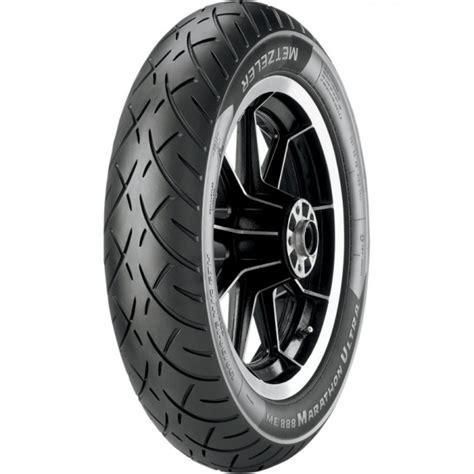 metzeler  front blackwall   high mileage motorcycle tire  harley