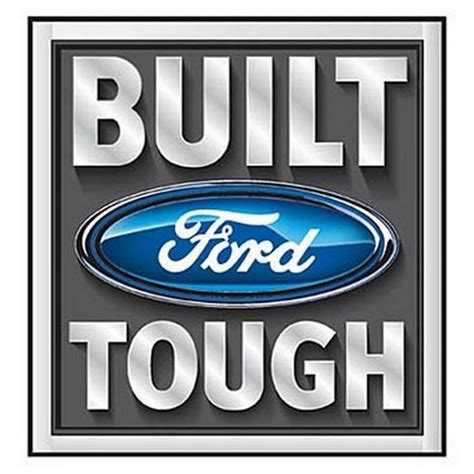 Built Ford Tough Logo by Built Ford Tough Logo Truck Road 4x4 Ranger T Shirt Ls