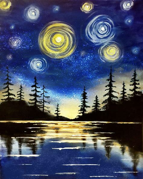 paint nite rancho cucamonga ca paint nite paintings paintings canvases