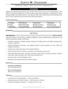 a good welding resume 2