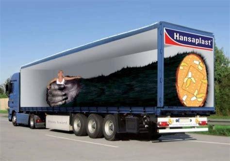 Autoaufkleber Jurassic Park by Truck Truck Advertisement Trucks