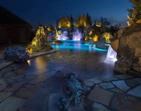 Design For Coolest Pools Hgtv S Quot Cool Pools Scuba Pool Quot Rustic Pool Oklahoma City By Caviness Landscape Design