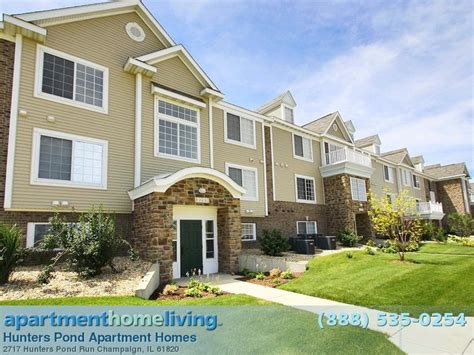 Apartments Uiuc Hunters Pond Apartment Homes Chaign Apartments For