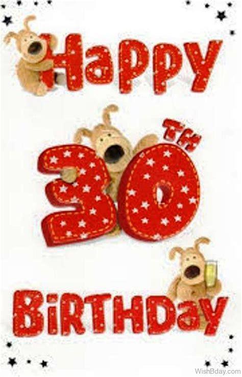 Happy Birthday 30th Wishes 42 30th Birthday Wishes