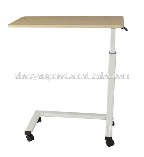 hospital table on wheels hospital bed tray table bed table with wheels