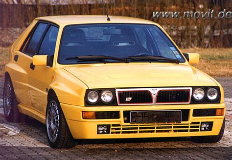 Lancia Delta Integrale Review Lancia Delta Hf Integrale Photos Reviews News Specs