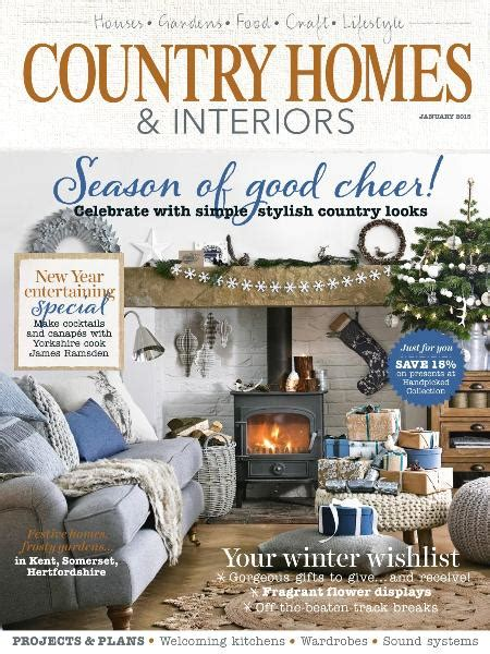 country homes interiors july 2015 avaxhome country homes interiors january 2015 avaxhome