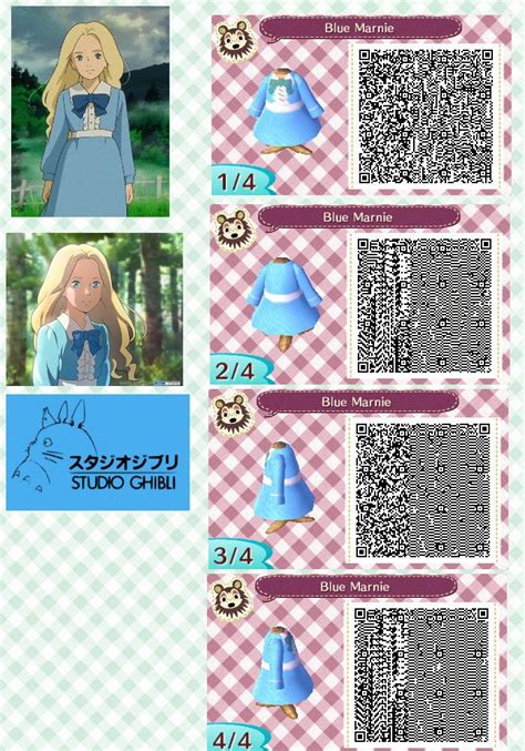 acnl clothes guide blue dress inspired by when marnie was there studio