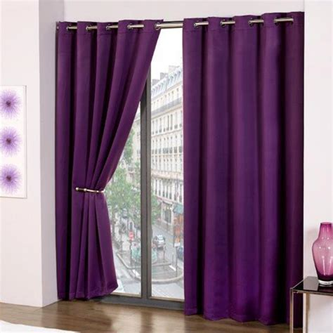 purple thermal curtains thermal eyelet blackout curtains purple tony s textiles