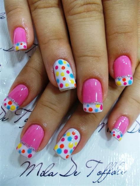 Handmade Nail Design - 25 best ideas about birthday nail designs on