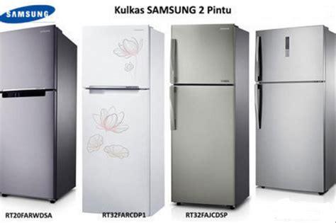 Kulkas Mini Merk Samsung daftar harga kulkas samsung 2 pintu terbaru april 2018