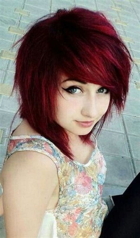 cute girl hairstyles new emo haircuts for girls hairstyle ideas magazine
