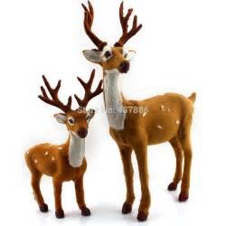 rentier dekoration decoration deer plush reindeer crafts