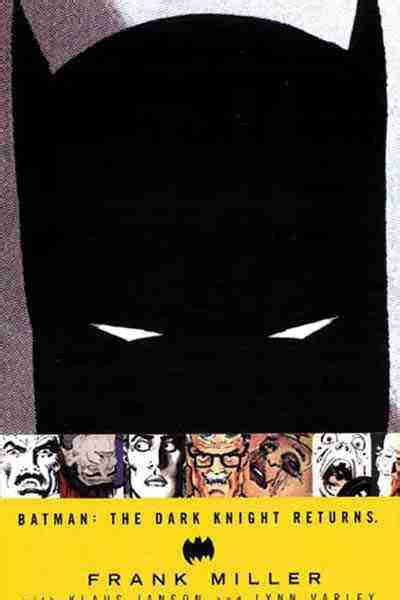 dark knight returns tp 1401263119 batman the dark knight returns graphic novel trade paperback tp frank miller dc comics