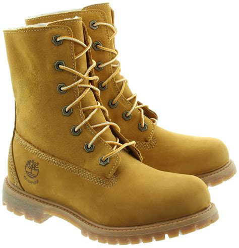 wheat boots timberland 8329r teddy lace ankle boots in wheat in wheat