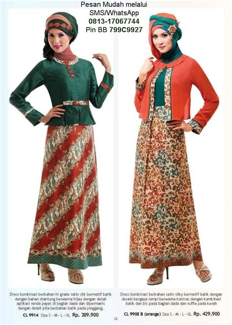 Dress Batik Anak Obral 1 301 best busana muslim gamis images on fashion fashion style and