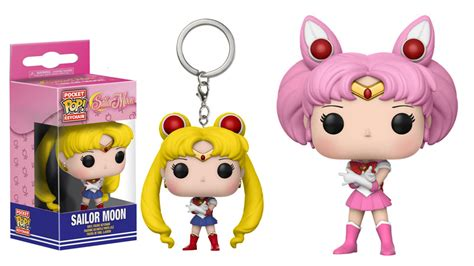 Funko Pop Sailor Moon With Bishoujo Senshi Sailor Moon the sailor moon funko pop s and keychains are nerdist
