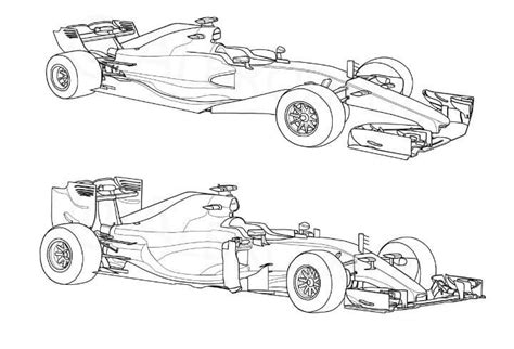 Formula 1 Sketches by F1 Changes In 2017 Are You Ready For This Year