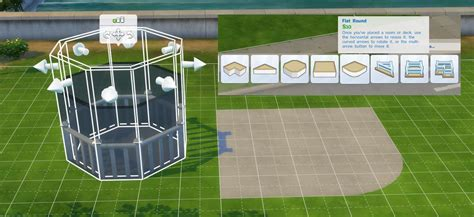 curved roofs sims 4 sims 4 build mode tutorials for houses and landscaping